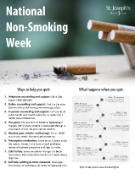 National Non-Smoking Week thumbnail